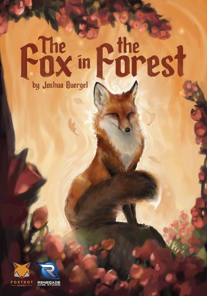 the fox in the forest cover